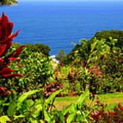 There Is A Paradise - Maui Hawaii Art Print