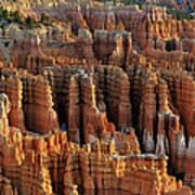 Those Hoodoos.  Bryce Canyon Art Print