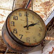Time Stood Still 1 Art Print