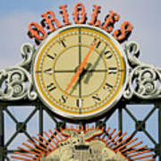 Toronto Blue Jays V Baltimore Orioles Art Print