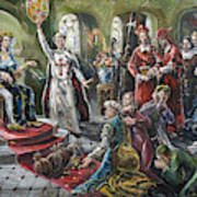 Torquemada, 1492 Art Print