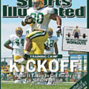 Training Camp Kickoff What It Takes To Get Ready For Some Sports Illustrated Cover Art Print