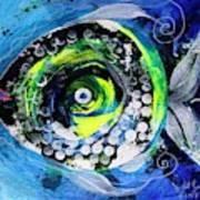 Transsexual Echo Fish Art Print