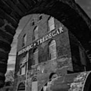 Tredegar Iron Works, Richmond Art Print