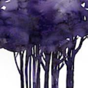 Tree Impressions 1g Art Print