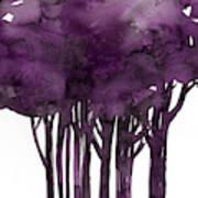 Tree Impressions 1i Art Print