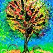 Tree Of Faith Art Print