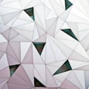 Triangulation 1 Art Print