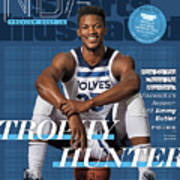 Trophy Hunter 2017-18 Nba Basketball Preview Sports Illustrated Cover Art Print