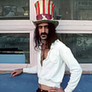 Uncle Zappa Wants You Art Print