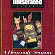 University Of Arkansas Coach Nolan Richardson, 1994 Ncaa Sports Illustrated Cover Art Print