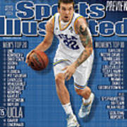 University Of California Los Angeles Reeves Nelson, 2011-12 Sports Illustrated Cover Art Print