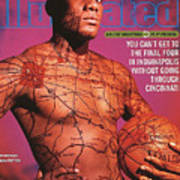 University Of Cincinnati Danny Fortson, 1996-97 College Sports Illustrated Cover Art Print