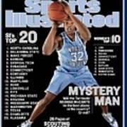 University Of North Carolina Rashad Mccants Sports Illustrated Cover Art Print