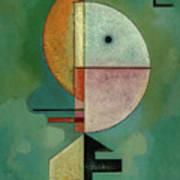 Upward - Empor, 1929 Art Print