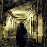 Urban Ghost Art Print