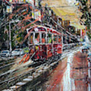 Urban Morning Iv Art Print