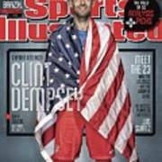 Us Mens National Team, 2014 Fifa World Cup Preview Issue Sports Illustrated Cover Art Print