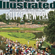 U.s. Open - Final Round Sports Illustrated Cover Art Print