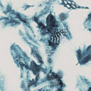 Vertigo Blue Art Print