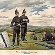 Victoria Rifles Art Print