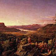 View Of Greenwood Lake, New Jersey Art Print