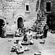Village Of Cana Art Print
