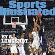 Villanova University, 2016 Ncaa National Champions Sports Illustrated Cover Art Print