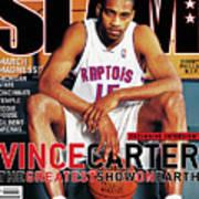 Vince Carter: The Greatest Show On Earth SLAM Cover Art Print