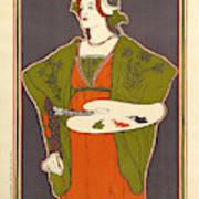 Vintage Poster - Louis Rhead Art Print