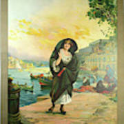 Vintage Poster - Malta Art Print