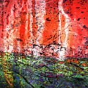 Vulcanic Experience Art Print