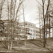 Walter Reed General Hospital Dec. 2, 1924 Art Print