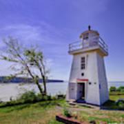 Walton Lighthouse Art Print