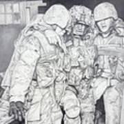 Wartime Loyalty Art Print