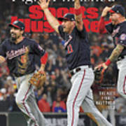 Washington Nationals, 2019 World Series Champions Sports Illustrated Cover Art Print
