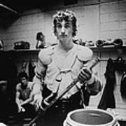 Wayne Gretzkys Last Wha Game Art Print