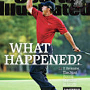 What Happened It Remains The Most Vexing Question In Sports Sports Illustrated Cover Art Print