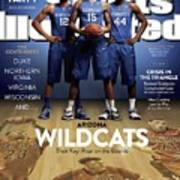 Who Can Catch The Cats Arizona Wildcats, Their Key Roar On Sports Illustrated Cover Art Print