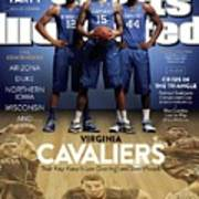 Who Can Catch The Cats Virginia Cavaliers, Their Key Keep Sports Illustrated Cover Art Print