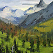 Wilderness Adventure Art Print
