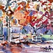 Williamsburg Color Art Print