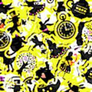 Wonderland Design Art Print