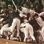 World Series 6 Yankees Art Print