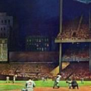 Yankee Stadium Art Print