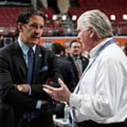 2014 NHL Draft - Rounds 2-7 Art Print