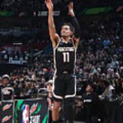 2020 NBA All-Star - MTN DEW 3-Point Contest Art Print