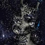 Celestial being  Art Print