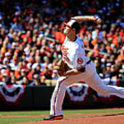 Chris Tillman Art Print
