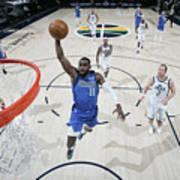 Dallas Mavericks v Utah Jazz Art Print